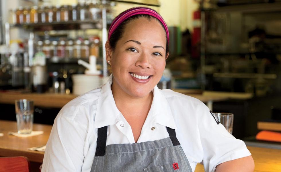 Chef Lee Anne Wong's Midtown Ala Moana Favorites - Azure Ala Moana