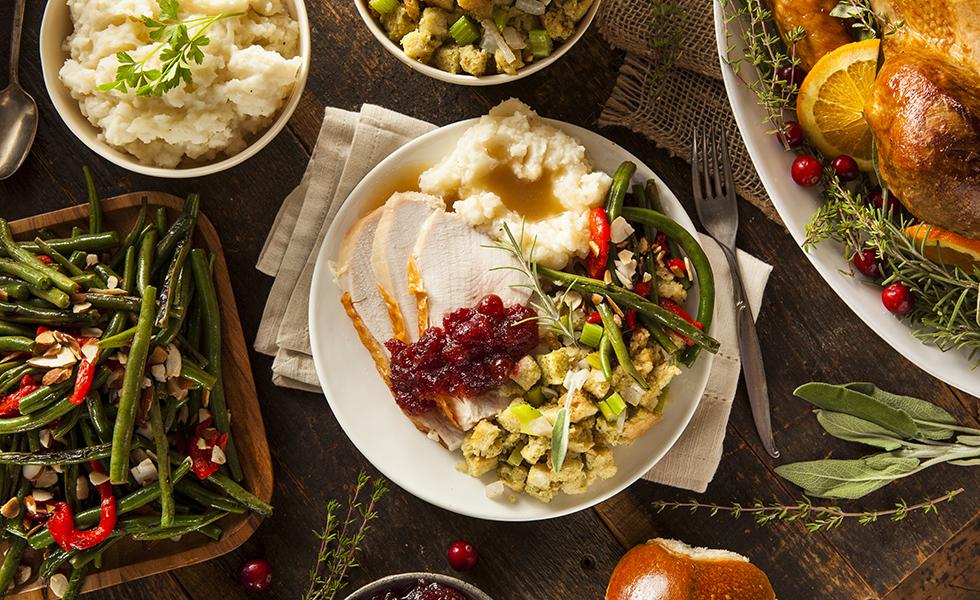 Spend Thanksgiving in Midtown - Azure Ala Moana