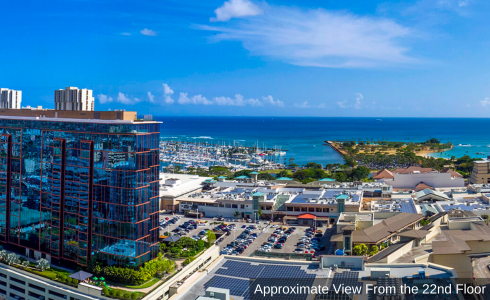 Featured Residence #2211 - Azure Ala Moana