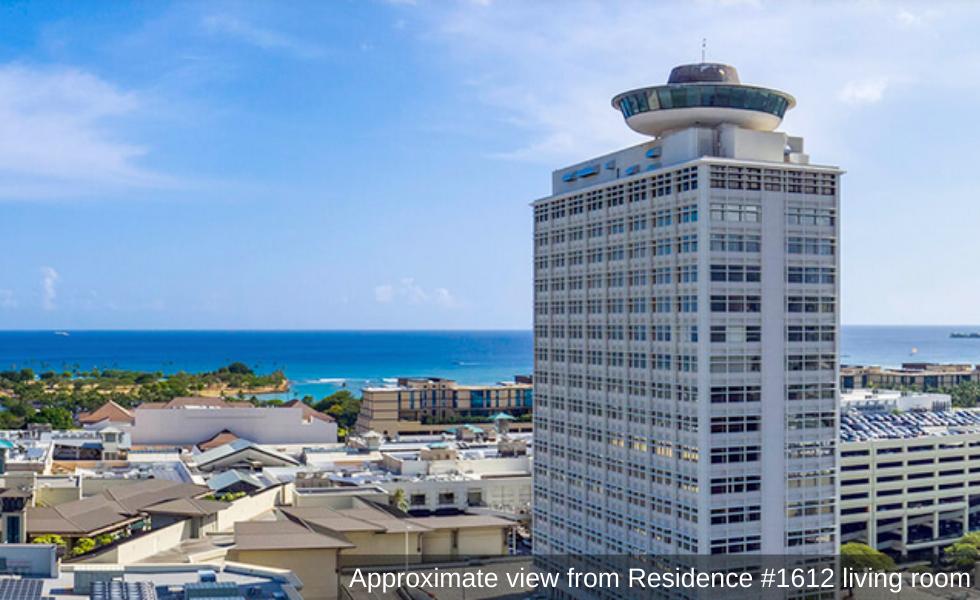 Featured Residence #1612 - Azure Ala Moana